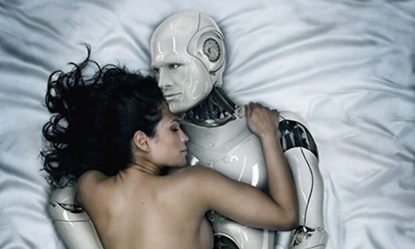 Top Ten Robot/Human Romances
